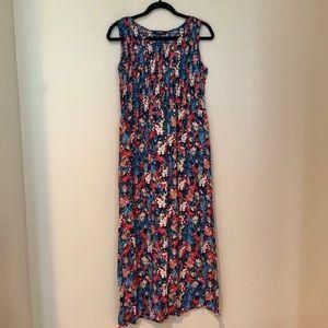 Elementz Petite Floral Maxi Dress